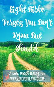 8 verses don u0027t totally u2014 love worth living