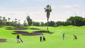 golf clubs and golf courses in tenerife canary islands