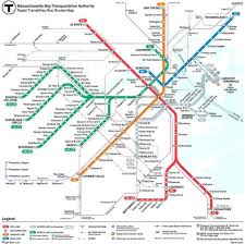 Metro Map Silver Line by Mbta Debuts New Maps And Real Time Tracking Info For Transit