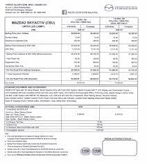 mazda price 2016 mazda 2 with led lights now in m u0027sia u2013 rm91k image 459612