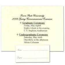 commencement announcements graduation announcements isu book store