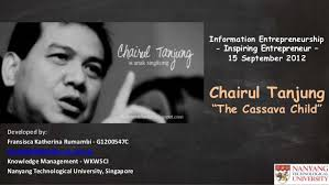 biografi chairul tanjung in english inspirational entrepreneur chairul tanjung