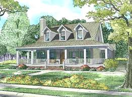 home plans with wrap around porches wrap around porch house plans arts crafts house plan front photo
