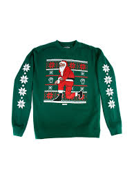 rap stars release their own versions ugly christmas sweaters