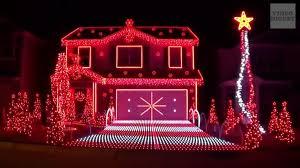 christmasusic lights decoration synchronized to kits