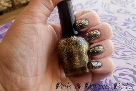 pink u0026 purple dots tip top gold drop glitter
