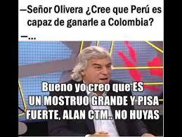 Memes De Peru Vs Colombia - per禳 vs colombia los mejores memes de la previa del partido