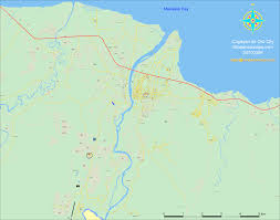 Philippine Blank Map Quiz by Mindanao Maps