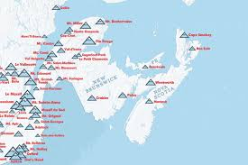 ski resorts east canada map pulauubinstories com beautiful