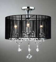 Chandelier With Black Shades Brilliant Black Chandelier Light Online Get Cheap Rustic