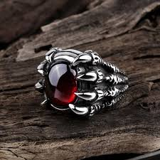 mens rings ruby images Claw men ring ruby sapphire atperrys jpg