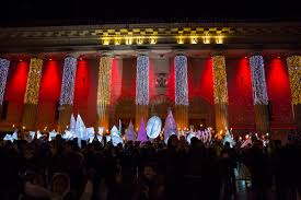 Halloween Light Show 2011 by 10 Enchanting Sound And Light Shows In Scotland Not To Miss This