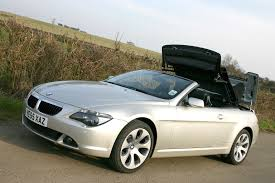 bmw 6 series convertible review 2004 2010 parkers