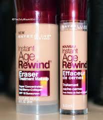 Maybelline Age Rewind Eraser maybelline instant age rewind foundation concealer the july bloom