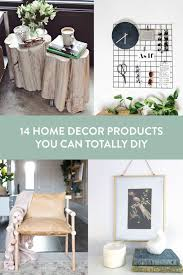 stores like anthropologie home make any of these gorgeous diy versions of expensive home decor