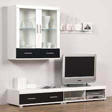 Wohnzimmer Ideen Eiche Wohnwand Klein