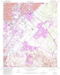 Reston Virginia Map by Topographic Maps Of Orange County California