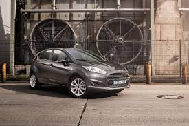 2015 ford fiesta updated on all levels autoevolution