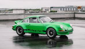green porsche the pleasure of driving a racing porsche olivier and his 1973 911