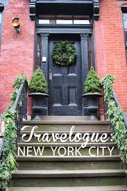 travelogue new york city during the holidays hither thither