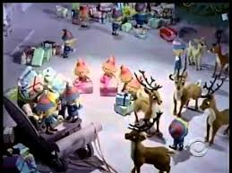 rudolph rednosed reindeer holly jolly christmas