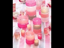 Baby Shower Table Centerpiece Ideas Diy Table Centerpiece Decorating Ideas For Baby Shower Youtube