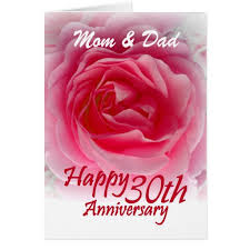 30th wedding anniversary gifts for parents wedding anniversary gifts 30th wedding anniversary gifts for