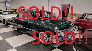 1951 ford custom classics for sale classics on autotrader
