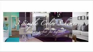 Interior Design Services Online by 3 Simple Colors Schemes Perfect For Beginners Online Interior