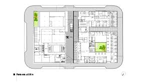 Floor Plan View by Gallery Of Healthcare Center And Regional Government Offices Bat