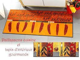 paillasson cuisine tapis cuisine original paillasson dacco cuisine tapis pour cuisine