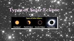 types of solar eclipses youtube