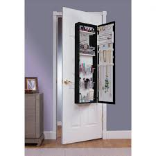 wall mounted jewelry armoire best lighted wall mount locking