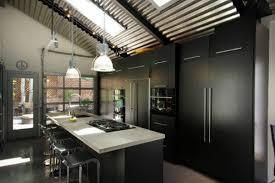 cuisines industrielles cuisine industrielle 43 inspirations pour un style industriel