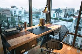 elleven loft downtown los angeles ca modern home office