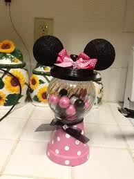 Pink And Black Minnie Mouse Decorations 161 Best Minnie Mouse 1st Birthday Images On Pinterest Mickey
