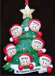me my grandchild ornament personalized