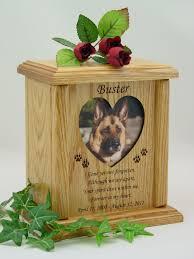 cool pet urns dog urns cat urns heart or oval photo urn