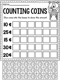 amazing money worksheets centers and activities that are
