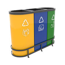 Decorative Recycling Containers For Home Recycling Bins U2014 Urbaniere