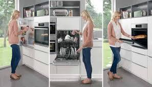 cuisine lave vaisselle en hauteur ecocuisine la cuisine tout compris à prix eco ergonomie