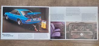1975 opel manta interior the carchive the opel manta hooniverse