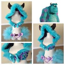 sully inspired u003c3 by electric laundry rave bras pinterest