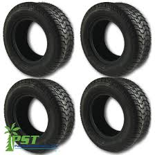 set of four 205 50 10 cruze golf cart tires free shipping