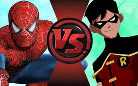 spider man robin cartoon fight club episode 88
