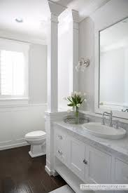 10 walk in shower ideas that wow white cabinets marbles and bath