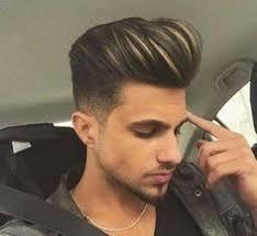 men hair colour board 2015 mariano di vaio dark brown with light blonde highlights men s