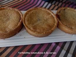 amandine cuisine tartelettes amandine à la cerise escapade en cuisine croquant