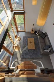 Tiny House Living Room by Architecture Low Budget Tiny House Multifunctional Space Design