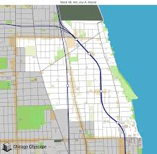 Occ Map Map Of Building Projects Properties And Businesses In 49th Ward